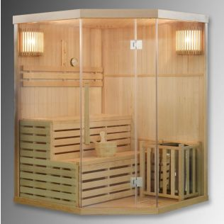 Jerv 1 traditionel sauna