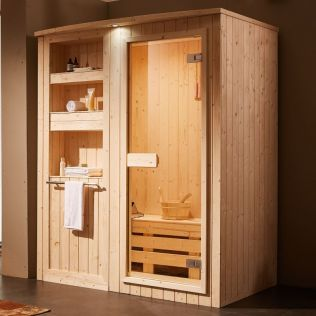 Jerv 2 traditionel sauna